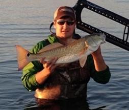jeremy mchugh, redfish