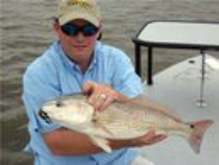 joe peddy, redfish
