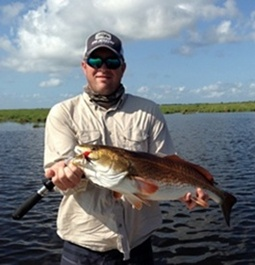 travis johnson, redfish