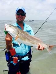 andrew walla, redfish