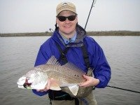 heath hippel, redfish