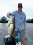 largemouth bass, buggs fishing
